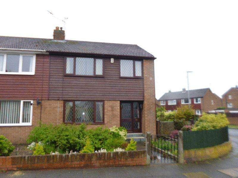 3 Bedrooms Semi Detached House for sale in Alwyn Road, Darlington