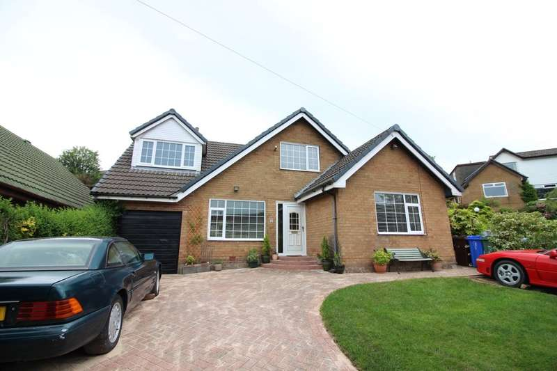 4 Bedrooms Detached House for sale in Crosfield Avenue, Summerseat, Bury, BL9