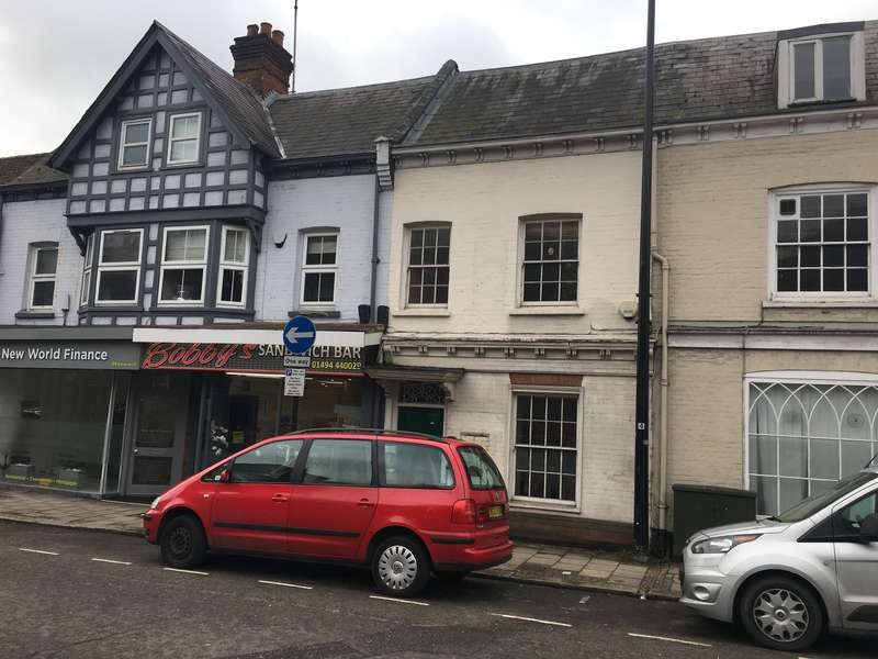 Office Commercial for sale in 86A EASTON STREET, HIGH WYCOMBE, HP11 1LT, High Wycombe