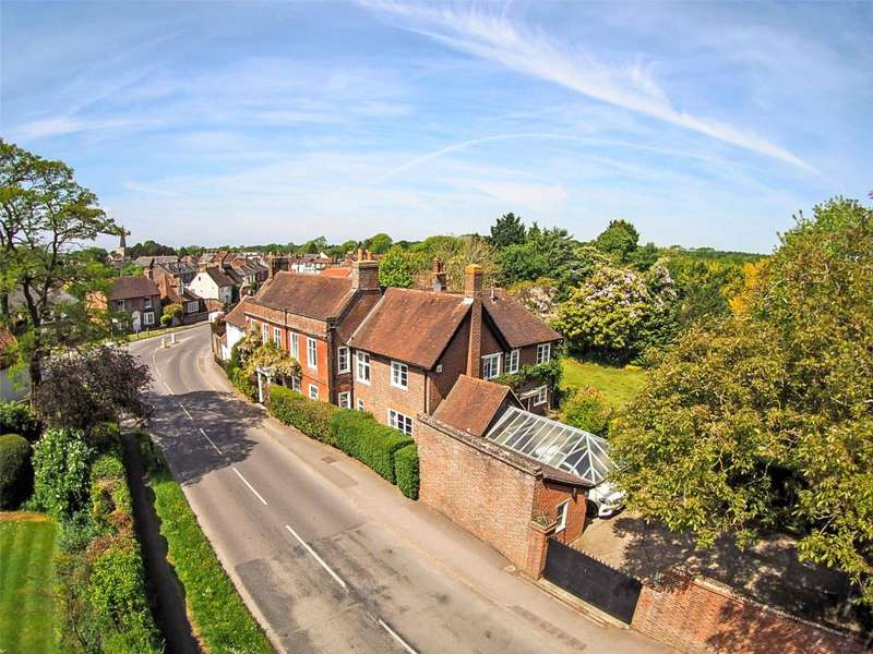 5 Bedrooms Semi Detached House for sale in East Street, Westbourne, Emsworth, West Sussex, PO10