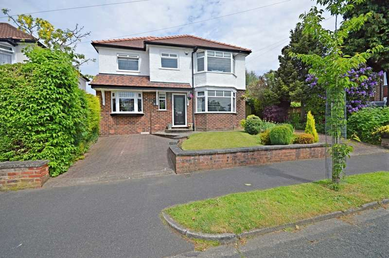 4 Bedrooms Detached House for sale in Wyngate Road, Cheadle Hulme