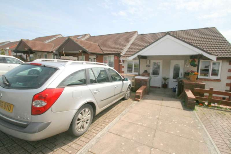 2 Bedrooms Terraced House for sale in Coombe Way, Plymouth