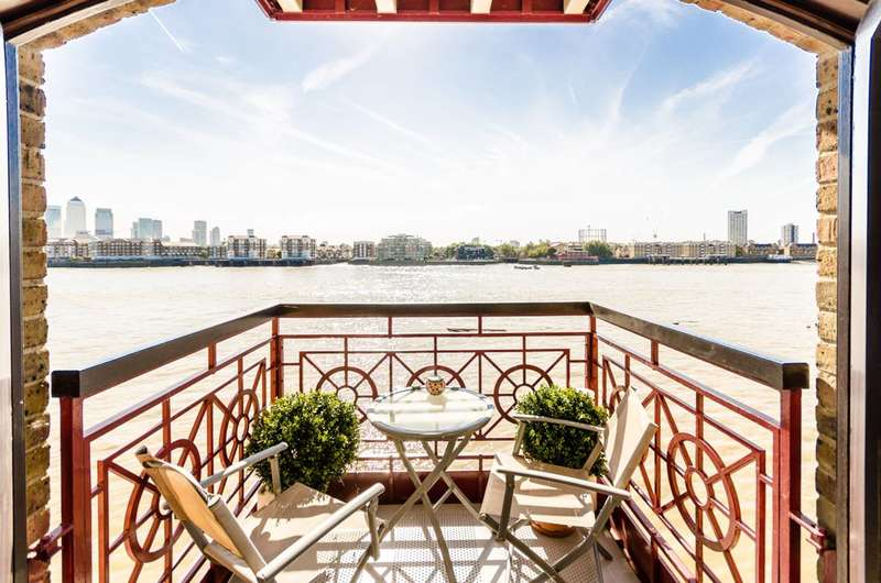 2 Bedrooms Flat for sale in Wapping Wall, Wapping, E1W
