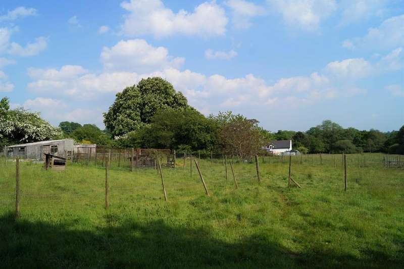 Land Commercial for sale in Lamerton