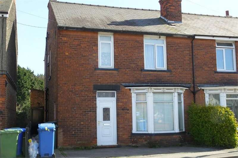 3 Bedrooms Semi Detached House for sale in Norfolk Street, Boston, Lincolnshire