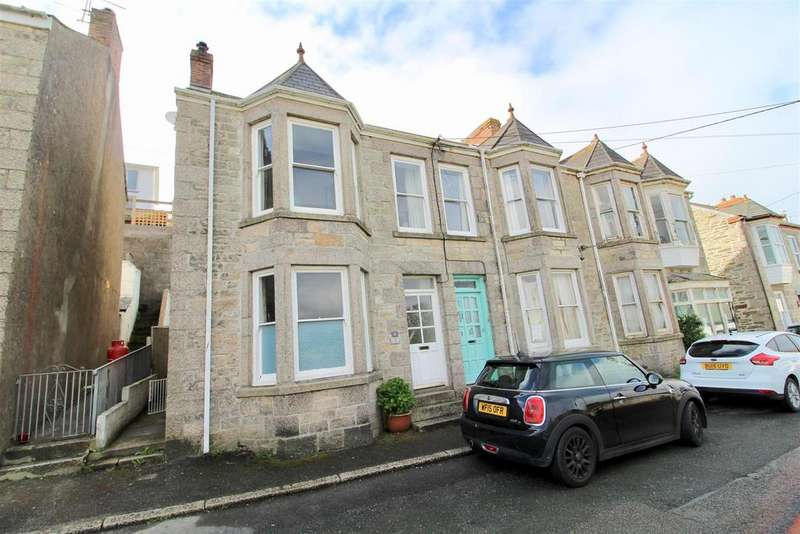 3 Bedrooms End Of Terrace House for sale in Peverell Road, Porthleven