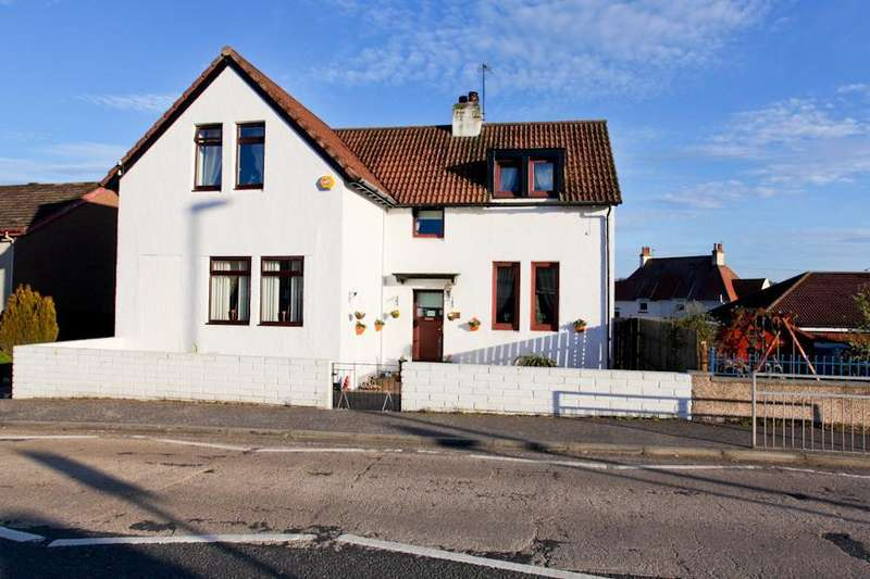 4 Bedrooms Detached House for sale in Main Street, Kinglassie, Lochgelly