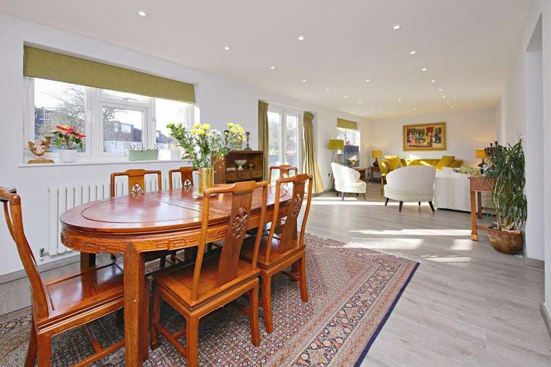 3 Bedrooms Flat for sale in Vineyard Avenue, Mill Hill, NW7