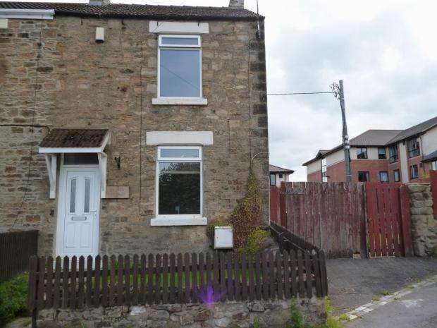 2 Bedrooms End Of Terrace House for sale in Stones End Evenwood Bishop Auckland