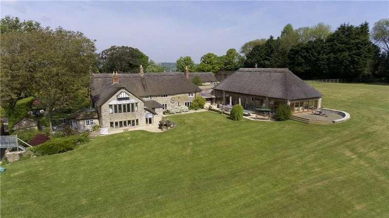 7 Bedrooms Detached House for sale in Drimpton Road, Broadwindsor, Beaminster, Dorset, DT8