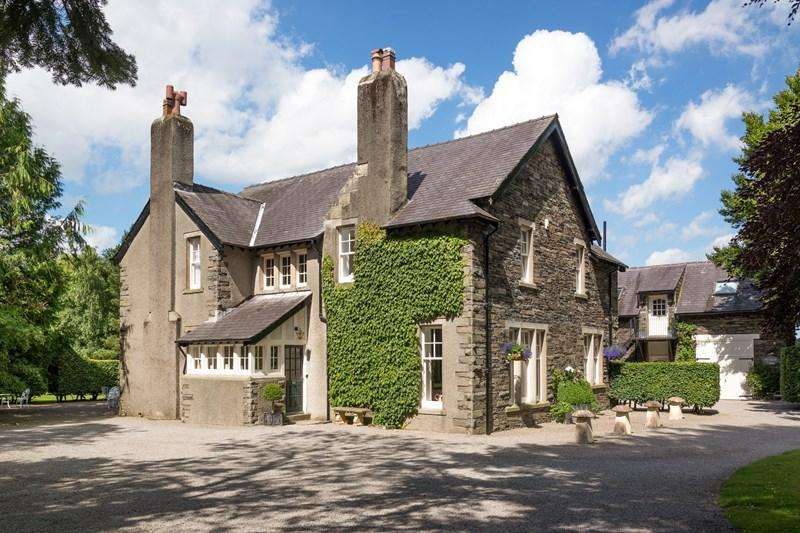 5 Bedrooms Detached House for sale in The Old Vicarage, Lorton, Cockermouth