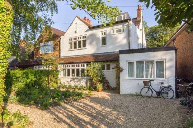 5 Bedrooms Semi Detached House for rent in Grantchester Meadows, Cambridge, Cambridgeshire