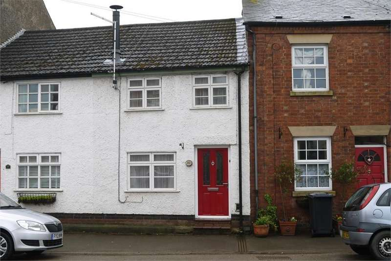 2 Bedrooms Cottage House for sale in High Street, Husbands Bosworth, Lutterworth, Leicestershire