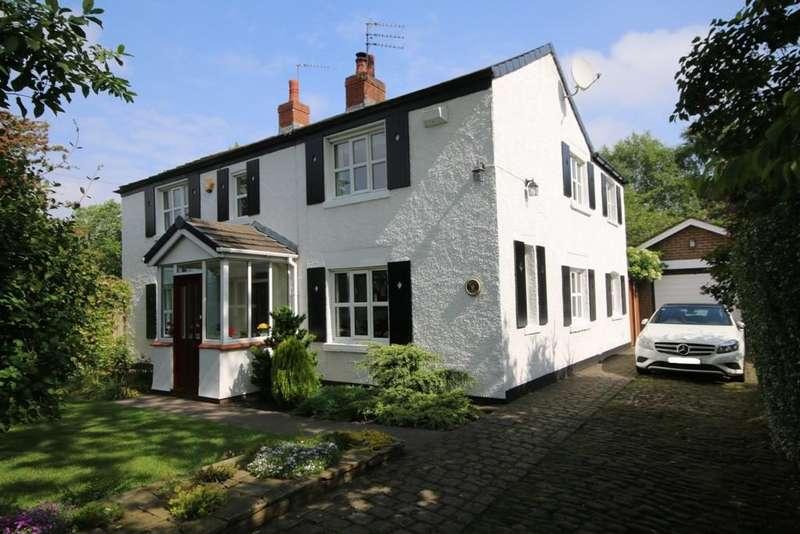 3 Bedrooms Detached House for sale in Jacksmere Lane, Scarisbrick, Ormskirk