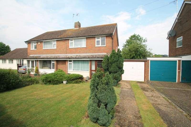 3 Bedrooms Semi Detached House for sale in Bedgrove, Aylesbury