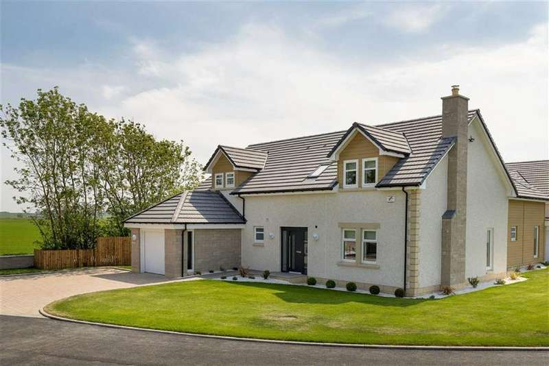 4 Bedrooms Detached House for sale in Moss Road, Falkirk