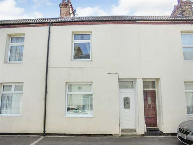 2 Bedrooms Terraced House for sale in Tarring Street, Stockton-on-Tees, Durham