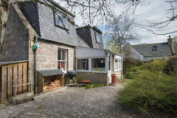 2 Bedrooms Detached House for sale in Birse, Aboyne, Aberdeenshire