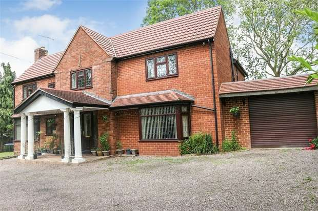 5 Bedrooms Detached House for sale in Warwick Highway, Mappleborough Green, Studley, Warwickshire