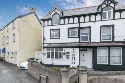 4 Bedrooms Semi Detached House for sale in Sychnant Pass Road, Conwy, North Wales, LL32