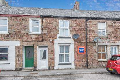 2 Bedrooms Terraced House for sale in Carharrack, Redruth, Cornwall