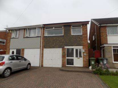 3 Bedrooms Semi Detached House for sale in Denise Drive, Kingshurst, Birmingham, West Midlands