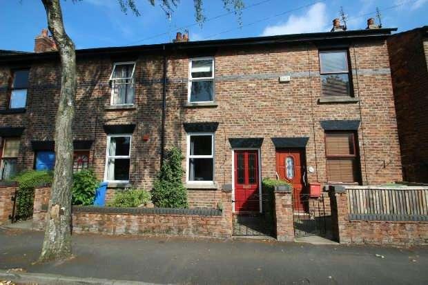 2 Bedrooms Terraced House for sale in Joynson Street, SALE
