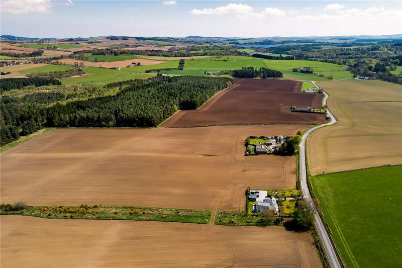 Land Commercial for sale in Land At Corskie, Dunecht, Aberdeenshire, AB51