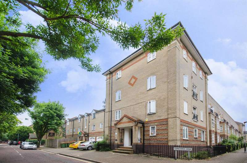 1 Bedroom Flat for sale in Viscount Drive, Beckton, E6