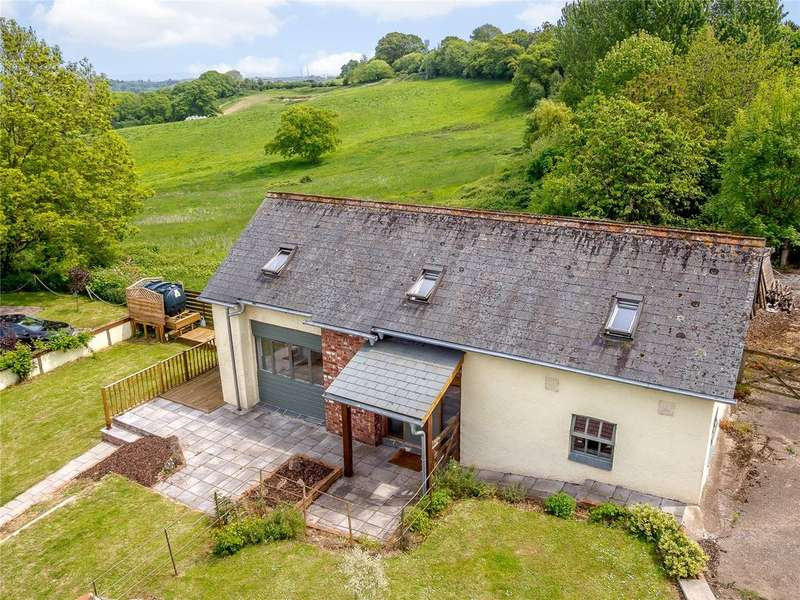 3 Bedrooms Barn Conversion Character Property for sale in Attwells Farm, Rowhorne Road, Nadderwater, Exeter