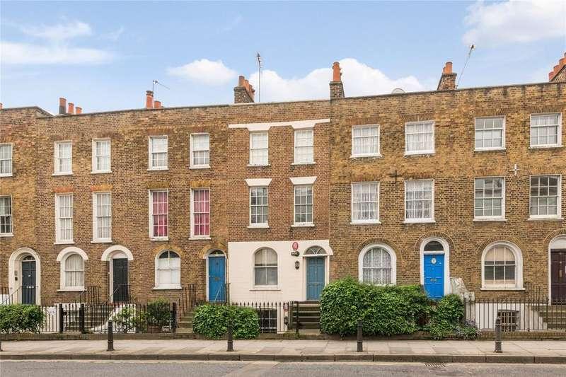 1 Bedroom Flat for sale in Balls Pond Road, London
