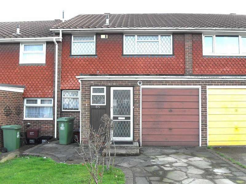 3 Bedrooms Semi Detached House for sale in Bexley Road, Erith, Kent