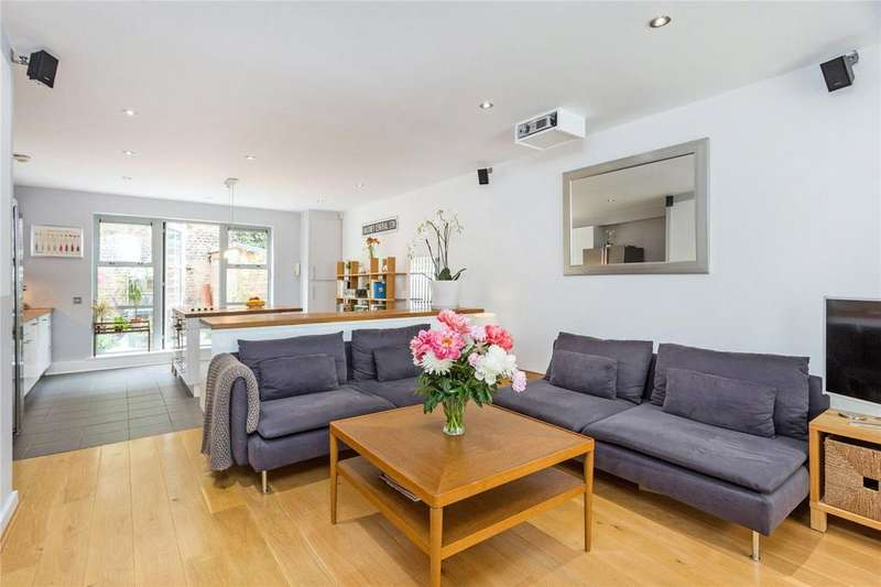 3 Bedrooms Terraced House for sale in Ramsgate Street, Dalston, London