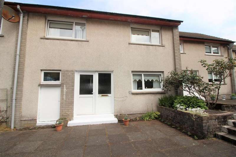 3 Bedrooms Terraced House for sale in Benview Avenue, Port Glasgow
