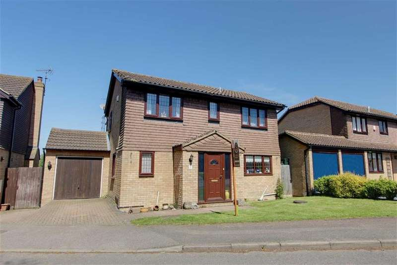 5 Bedrooms Detached House for sale in Church Hill, Cheddington