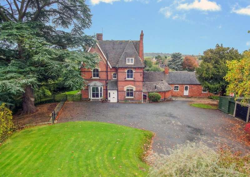5 Bedrooms Detached House for sale in Oldwood Road, Tenbury Wells, WR15