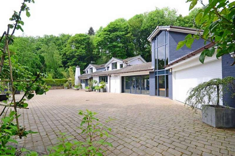 6 Bedrooms Detached House for sale in Whiteley Wood Close, Sheffield, Yorkshire