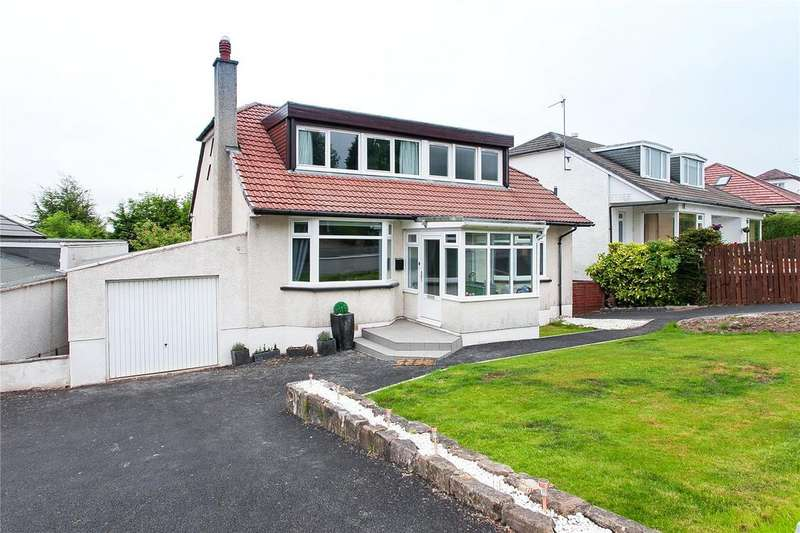 4 Bedrooms Detached Bungalow for sale in Eaglesham Road, Newton Mearns, Glasgow