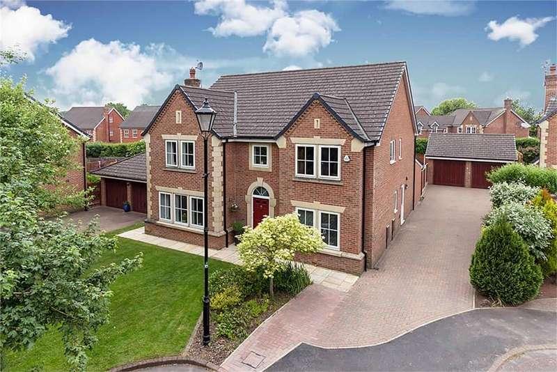 5 Bedrooms Detached House for sale in The Woodlands, Old Langho, BLACKBURN, Lancashire