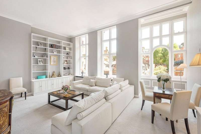 3 Bedrooms Flat for sale in Cadogan Square, Knightsbridge, London, SW1X
