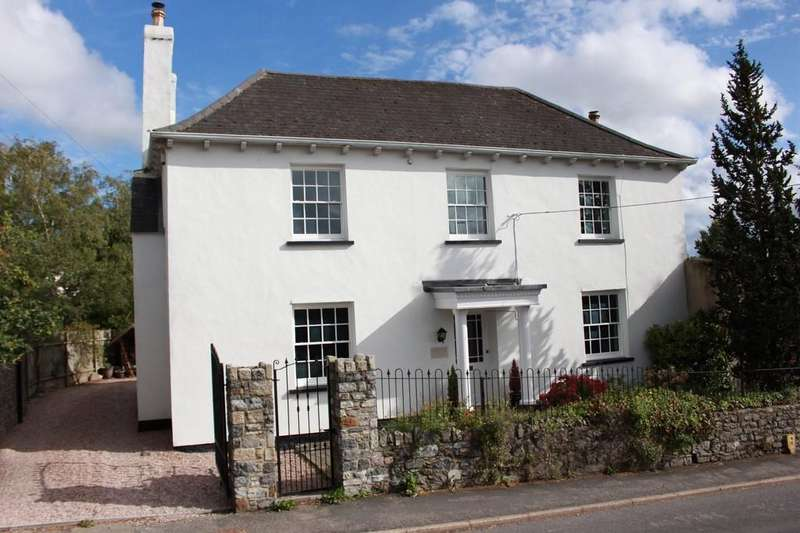 5 Bedrooms Farm House Character Property for sale in Chudleigh Knighton