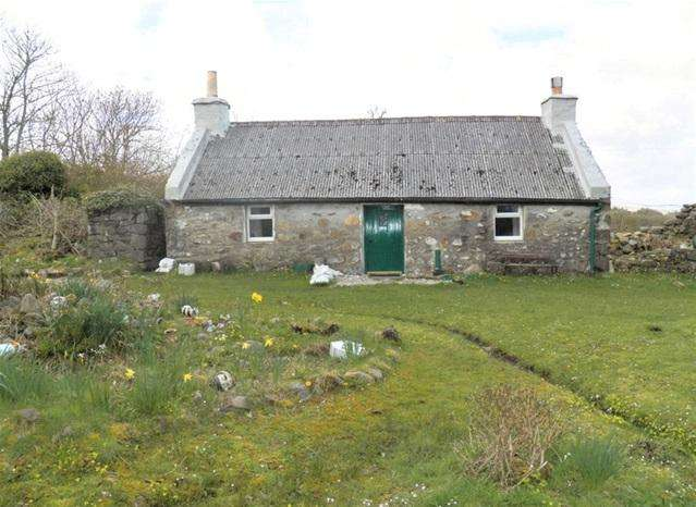 1 Bedroom Cottage House for sale in 1 Burnside, Keills, Isle of Jura PA60 7XG