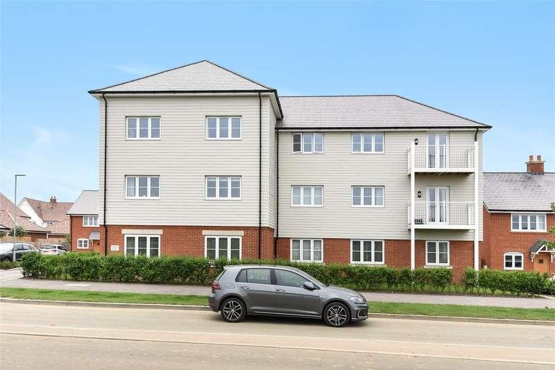 2 Bedrooms Apartment Flat for sale in Highfield Place, Diamond Jubilee Way, Wokingham, Berkshire, RG40
