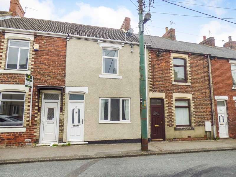 2 Bedrooms Property for sale in Station Road East, Trimdon Colliery, Trimdon Station, Durham, TS29 6BS