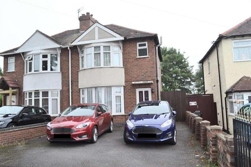 3 Bedrooms Detached House for sale in Darklands Road, Swadlincote