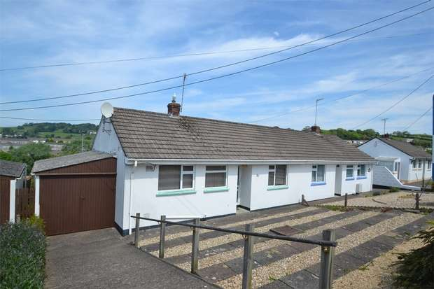 2 Bedrooms Semi Detached Bungalow for sale in Barnstaple, Devon