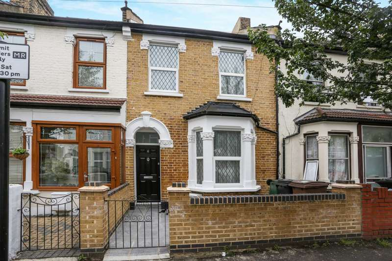 5 Bedrooms Terraced House for sale in Whitney Road, Leyton