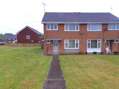3 Bedrooms Semi Detached House for sale in Llwyni Drive, Connah's Quay, Deeside, Flintshire, CH5
