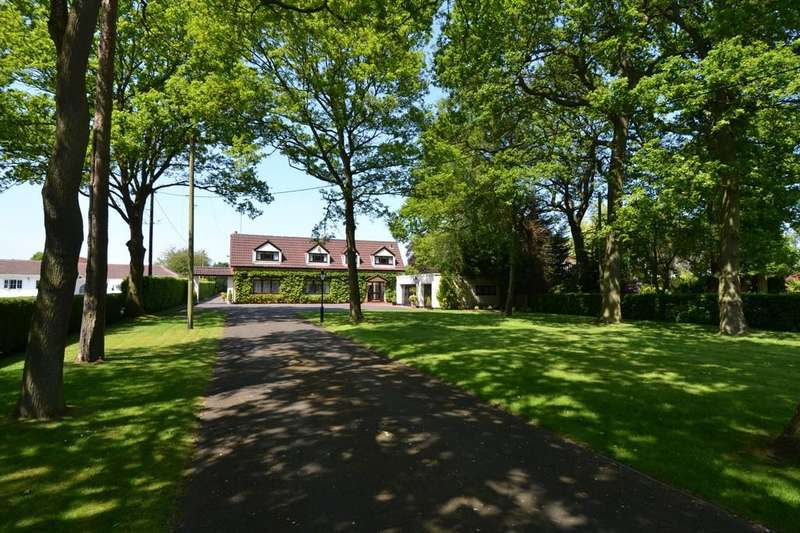 4 Bedrooms Equestrian Facility Character Property for sale in Dunstan Lane, Burton