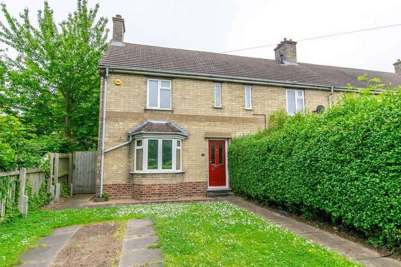 3 Bedrooms End Of Terrace House for sale in Cam Causeway, Cambridge